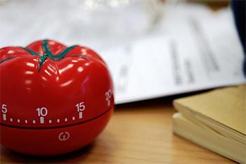 La technique de la tomate