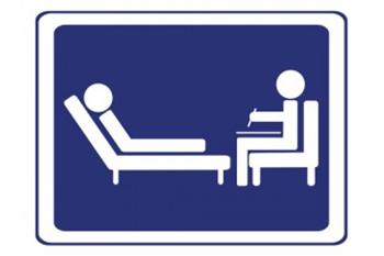 L'auteur sur le divan