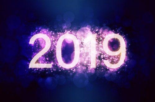 2019, projectiles égarés et petits fantômes